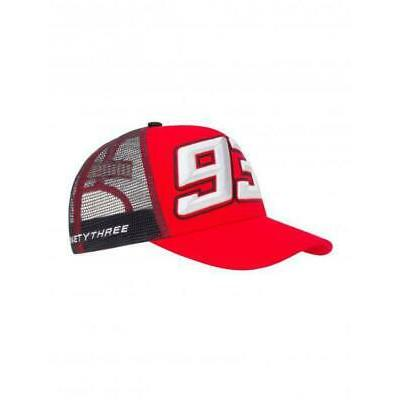 Cap Marc Marquez trucker 93 official collection Located in USA