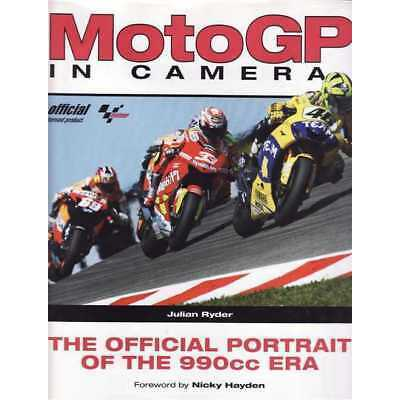 MotoGP In Camera – The Official Portrait Of The 990cc Era