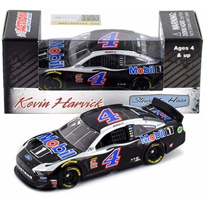 Lionel Racing Kevin Harvick #4 Mobil 1 2019 Ford Mustang NASCAR Diecast 1:64 Scale