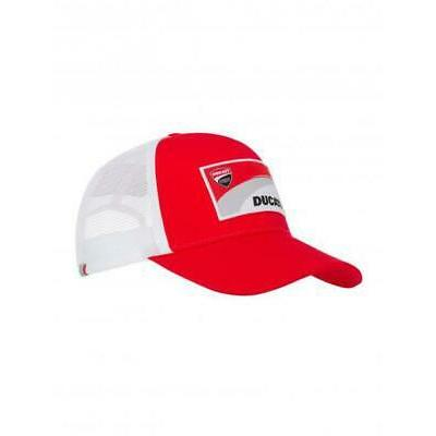 Cap Ducati Corse Baseball Trucker official collection Located in USA
