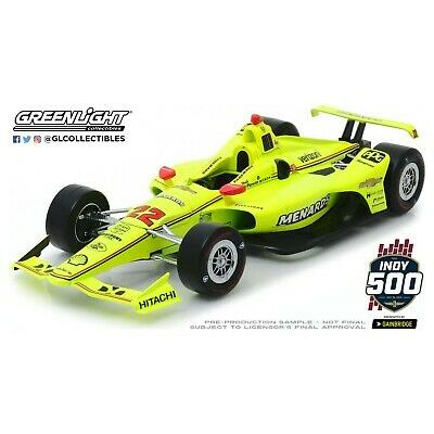 GreenLight 1:18 #22 Simon Pagenaud Penske 2019 Indianapolis 500 Champion 11071
