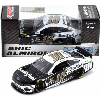 Lionel Racing Aric Almirola #10 Smithfield 2019 Ford Mustang NASCAR Diecast 1:64