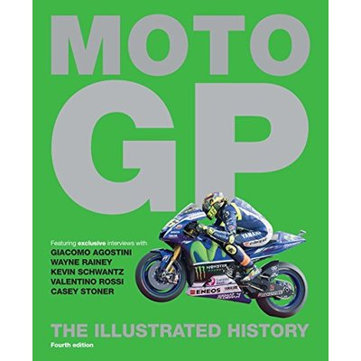 MotoGP: The Illustrated History by Michael Scott Book The Fast Free Shipping