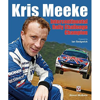 Kris Meeke: Intercontinental Rally Challenge Champion