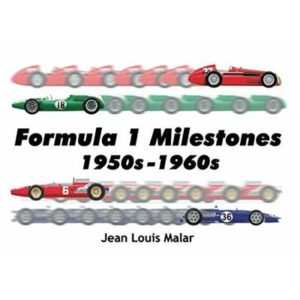 Formula 1 Milestones 1950s-1960s: A selected visual history of emblematic F1 single-seaters through history.