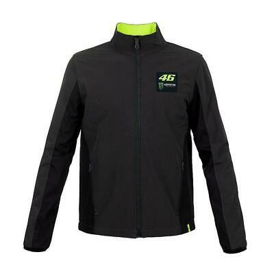 MotoGP VR46 Monster soft shell jacket coat official Valentino Rossi Located in U