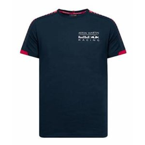 Branded Sports Merchandising B.V. Red Bull Racing Men's F1 Seasonal Blue T-Shirt (XXL)