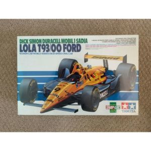 Tamiya | 1:20 | Duracell Lola T93/00 Ford | Indy Car | Factory Packed & Sealed