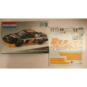 NASCAR DECAL 2007-09 CHEVROLET IMPALA SS C.O.T. Grilles & Lights 1/24-1/25
