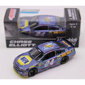 Lionel Racing Chase Elliott #24 NAPA Rookie of the Year Cup Series 2016 Chevrolet SS 1:64 Scale HT Official Diecast of the NASCAR Cup Series