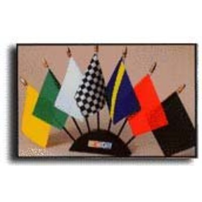 Flagline General Nascar – Seven-Flag Set
