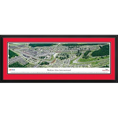 Watkins Glen International – Blakeway Panoramas NASCAR Print