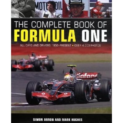 COMPLETE BOOK OF FORMULA ONE (COMPLETE BOOK SERIES) By Mark Hughes – VG