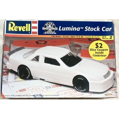 Revell 1/24 '93 Lumina stock car with decals
