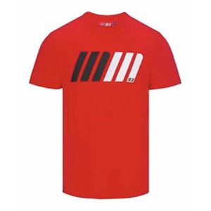 Official Marc Marquez Red T-Shirt 93 MotoGP Located in USA MM93 Logo Limited qts