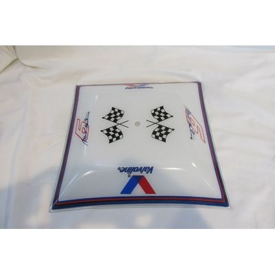 Valvoline Racing Car NASCAR Mark Martin #6 Ceiling Light One Hole Shade Square
