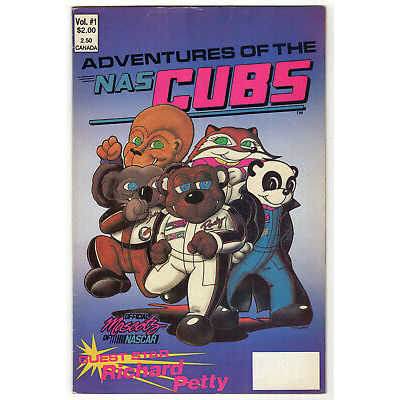 1991 NASCAR – Adventures of the NASCubs Guest Star Richard Petty
