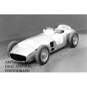 Mercedes 300 SLR W196 R Monoposto Formula One model auto photo photograph