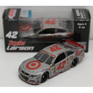 Action Racing Kyle Larson 2014 Silver Target 1:64 Nascar Diecast
