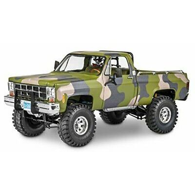 Revell 78 GMC Big Game Country Pickup, Grey