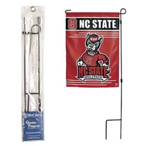 Garden Flag 3-piece Pole Metal