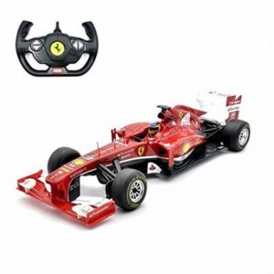 Woote 1/12 Four-Wheel Drive RC F1 Formula 2.4G Drift Electric Remote Control Car Toy Professional Racing High Speed Sports Car Buggy Hobby Toys Boys Girls Birthday Present