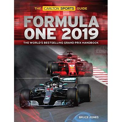 Formula One 2019 (The Carlton Sports Guide) By Bruce Jones