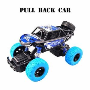 SUGOO Toy Gift for 9-24 Month Boy Baby, Hot Wheels Monster Jam Trucks Toy Car Gift Age 1-3 Pull Back Car Toy for 2-8 Year Old Kid Boys Gift for 6-18 Month Toddler Baby Boy Toy Car