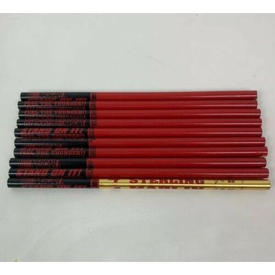 Vintage NASCAR Pencils (9) & Sterling Martin #4 Stand On It, Feel the Thunder