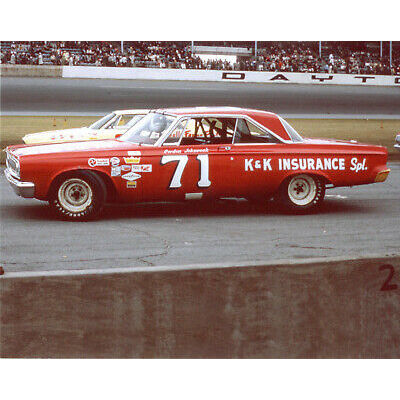 """""""New Release"""" Corrected 1965 Dodge """"K&K INSURANCE"""" NASCAR StockCar 1/25th decal"""