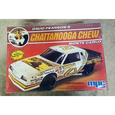 35 year old David Pearson NASCAR Monte Carlo FACTORY SEALED