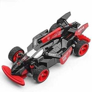 Woote 1/18 Model Toy Rechargeable Professional Racing Electric Drift High Speed Sports Car 4WD F1 Racing 2.4G Remote Control High Speed Drift Car Kids Boys Adult Birthday Gift New Year's Gift