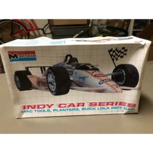 Monogram 1:24 Mac Tools Planters Lola Indy Car Model Kit # 2792