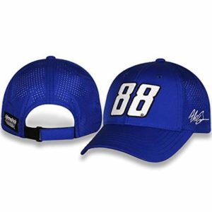 Checkered Flag Alex Bowman #88 Nascar 2019 Adult Big Number Hat/Cap, Blue