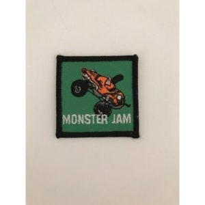 Monster Jam Prowler Iron on Sewn on Patch Boy Scouts Girl Scouts NEW