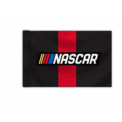 R and R Imports Officially Licensed NASCAR 3′ x 5′ Flag with Car New for 2020