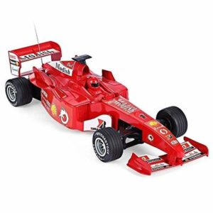MUMUMI F1 Formula Racing Toy Mini Remote Control Car One-Button Acceleration Charging Steam Drift Drifting Model Decoration Rechargeable Professional Racing