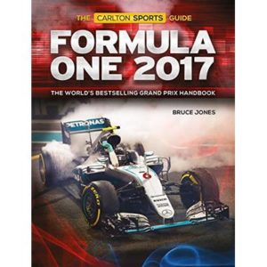 The Carlton Sport Guide Formula One 2017 by Bruce Jones Book The Fast Free
