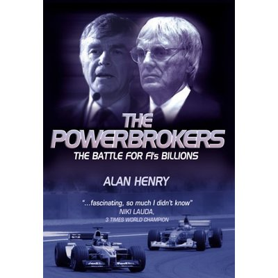 The Power Brokers: The Battle for F1's Billions