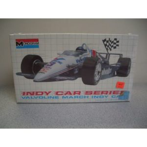Monogram 1/24 Valvoline March Indy Car-Sealed