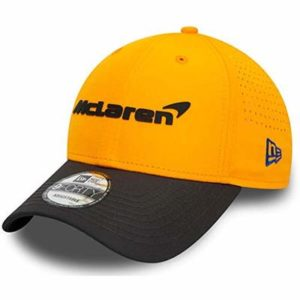 McLaren F1 2020 Orange Team Hat Cap