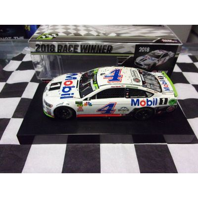 Kevin Harvick #4 Mobil 1 Texas Win 2018 Fusion Action 1:24 Raced Win