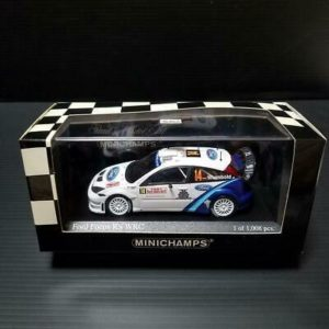 1/43 Ford Focus Rs Wrc Monte Carlo Rally 2005