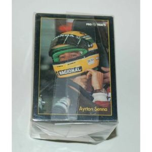 PRO TRAC'S 1991 FORMULA ONE TRADING CARDS SET COMPLETE