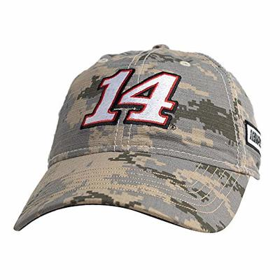 Ouray Sportswear NASCAR Digital Camo Cap Clint Bowyer, Digital Grey/Sand, Adjustable