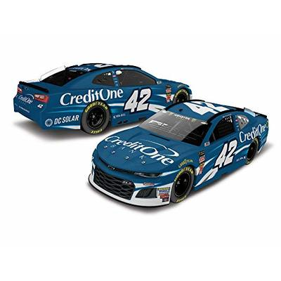 Lionel Racing NASCAR Kyle Larson Officially Licensed Diecast Car Credit One Back 2019, 1:24 Scale
