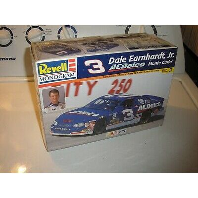 Monogram Revell 1/24 Dale Earnhardt Jr. #3 AC Delco Chevy Monte Carlo Sealed