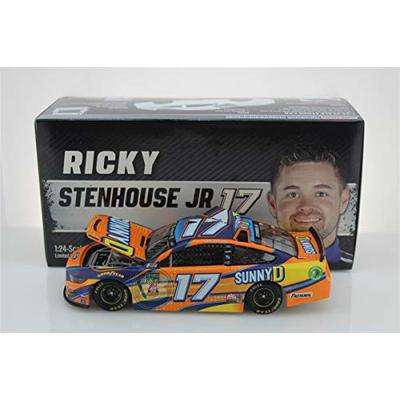 Lionel Racing NASCAR Ricky Stenhouse Jr Officially Licensed Diecast Car SunnyD 2019, 1:64 Scale