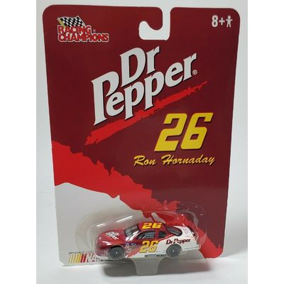 2002 1/64 * ERROR * HAMILTON JR / HORNADAY #26 DR PEPPER NASCAR  PROMOTIONAL CAR