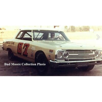 """""""NEW RELEASE"""" """"Lil"""" Bud Moores 1965 Chevelle Short Track Car 1/25th model decal"""